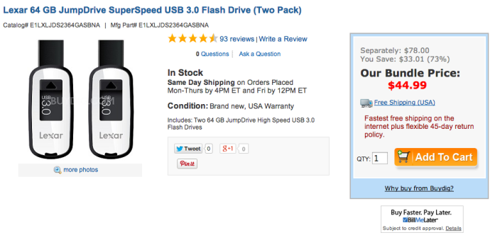 Lexar 64 GB JumpDrive SuperSpeed USB 3.0 Flash Drives-sale-2pack-02