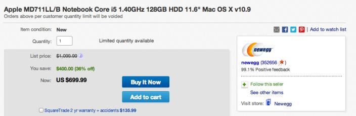 MacBook Air (MD711LL:B)-sale-Ebay-01