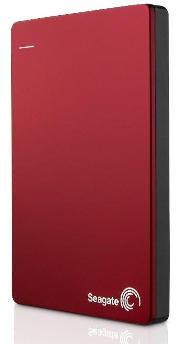 NEW Seagate Backup Plus STDR1000103 1TB USB 3.0 Portable Hard Drive, Red