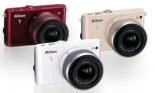 Nikon 1 J3 14.2 MP HD Mirrorless Digital Camera with 10-30mm VR 1 NIKKOR Lens (Manufacturer Refurbished)