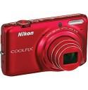 Nikon COOLPIX S6500 16 MP Refurbished Digital Camera