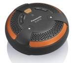 Panasonic SC-NT10D Rugged Quad-Proof Bluetooth Portable Wireless Speaker System