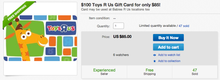 Toys R Us- gift card-GC-15 off-01