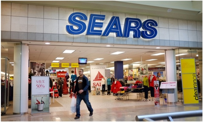 Sears groupon $10 off $20