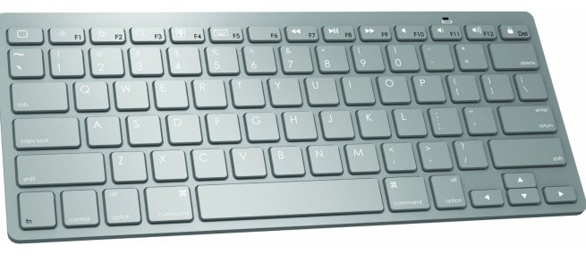Urge Basics Ultra Slim Bluetooth Keyboard