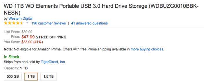 wd-1tb-external-tiger-direct-amazon-deal