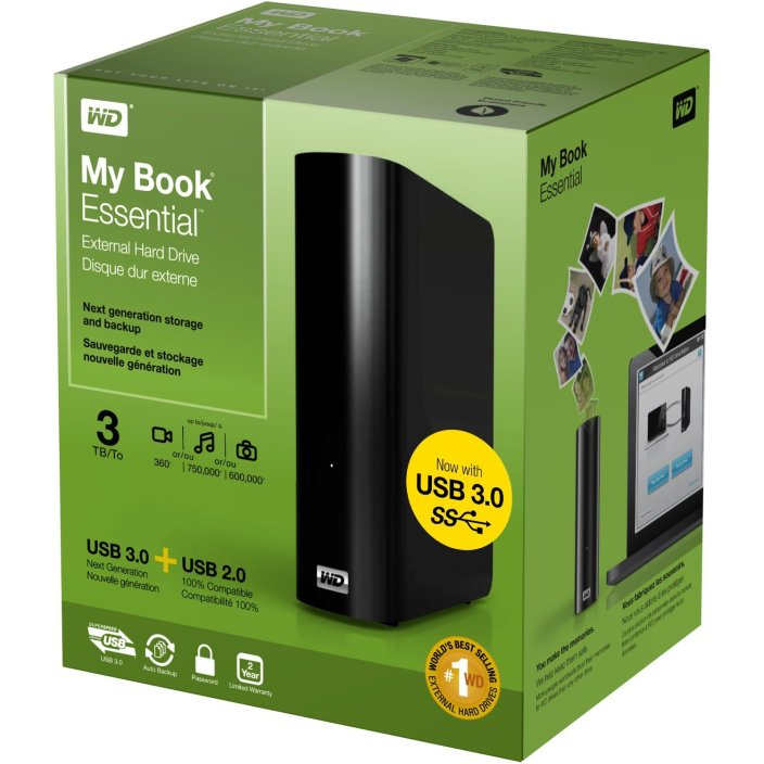 WD 3 TB Elements External Desktop hard drive-sale-01