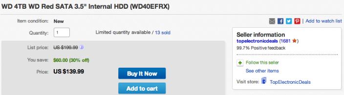 Western Digital Red 3.5-inch NAS internal hard drive=sale-02