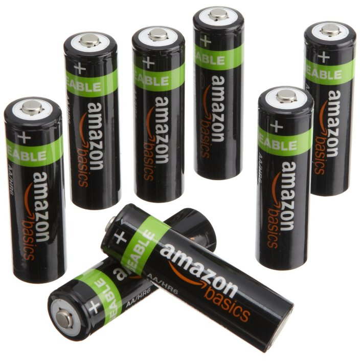 Amazon-rechargable batteries best price