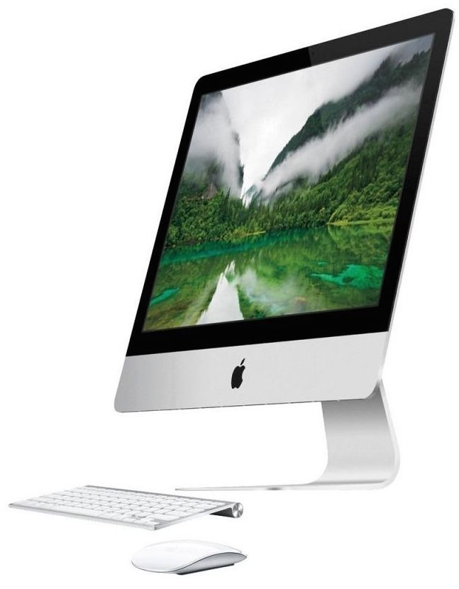 Apple iMac ME086 21.5-Inch Desktop 1TB Brand New
