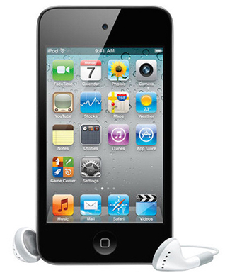 Apple iPod Touch 16GB 4th Generation With FaceTime Calling