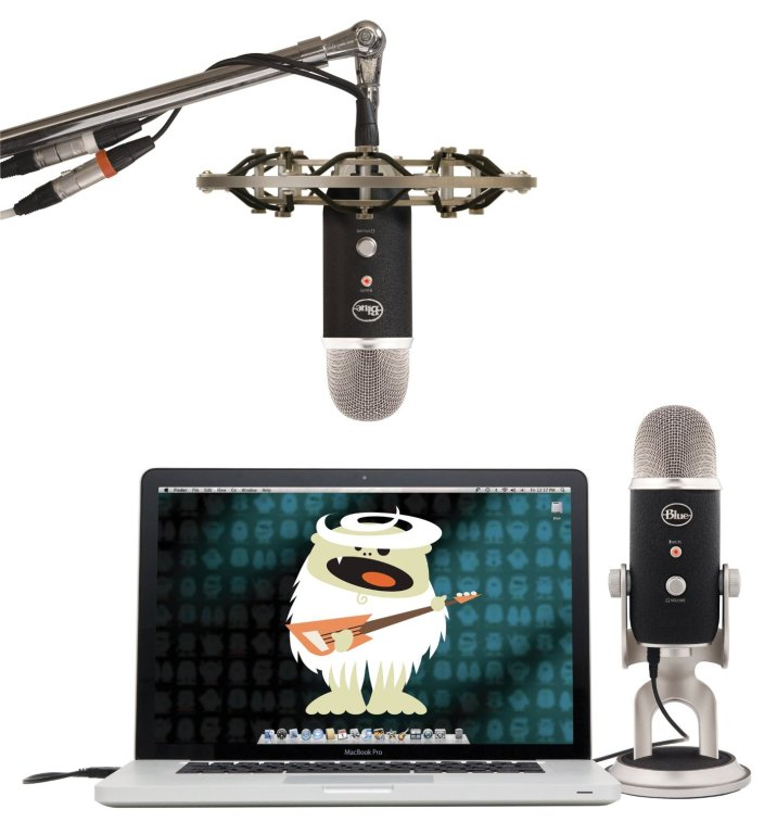 Blue Microphones Yeti Pro USB Condenser Microphone-sale-01