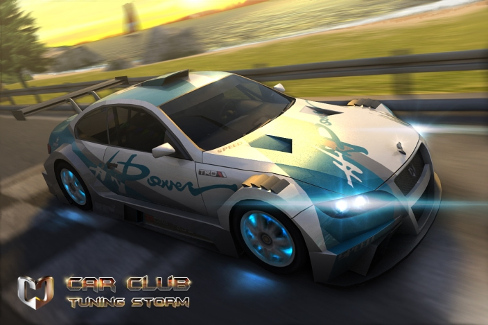 Car club-Tuning Storm