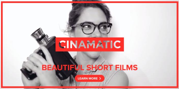 Cinamatic-App of the Week