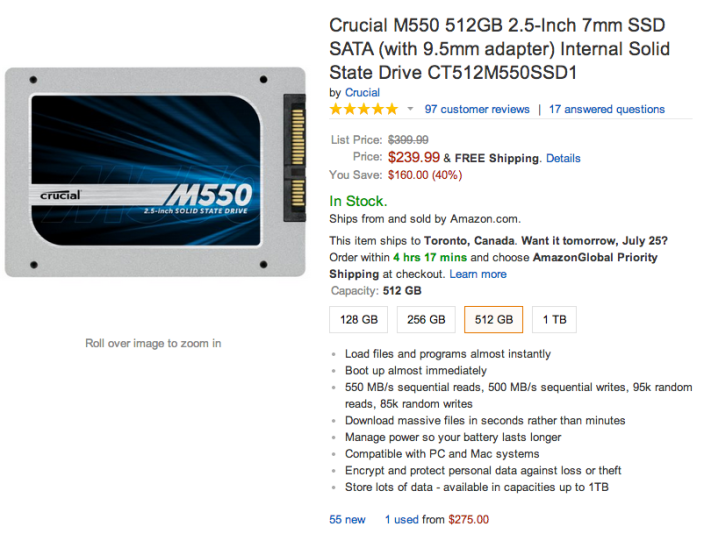 Crucial M550 2.5%22 Internal Solid State Drives-sale-02