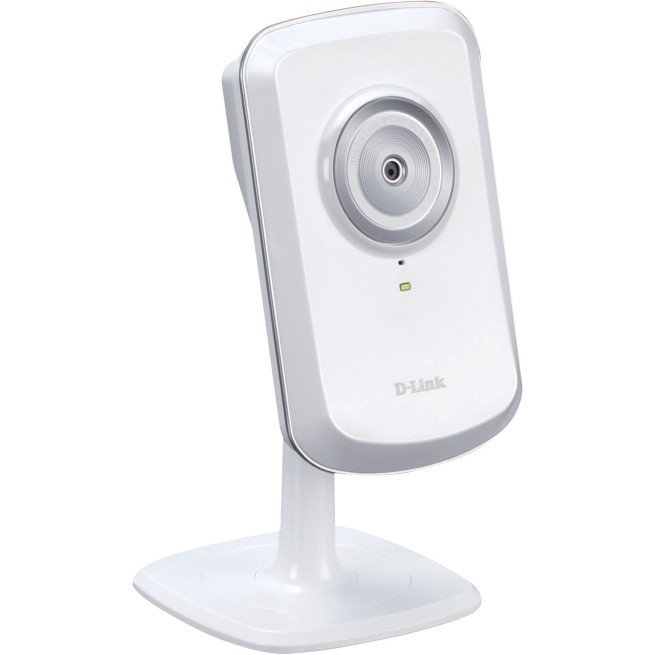 D-Link Wireless-N Network Surveillance Camera W: iPhone Remote Viewing