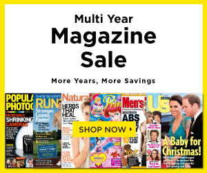 DiscountMags-Wired-Macworld-Men's Health-more