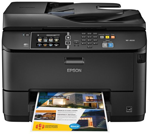 Epson WorkForce Pro WF-4630 wireless All-in-One color inkjet printer-C11CD10201-sale-01