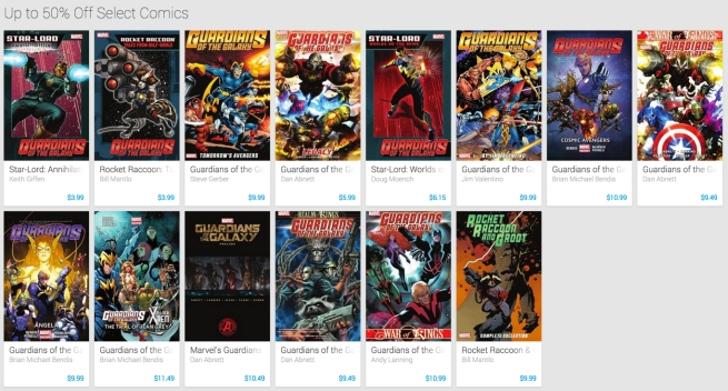 Digital Comic Book Sale: Sin City Vol 1-7 $22 (Reg  $122