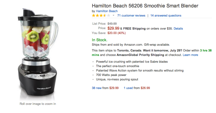 Hamilton Beach 56206 Smoothie Smart Blender-sale-02