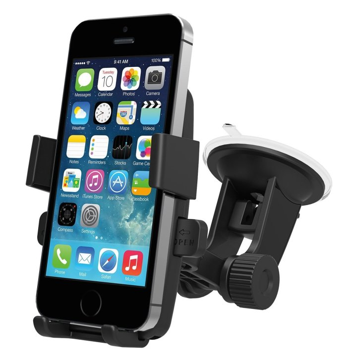 iOttie-iPhone-mount-one-touch