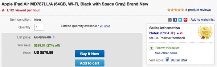ipad-air-64gb-ebay-deals