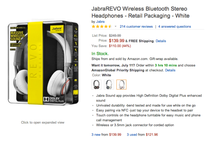 Jabra REVO Wireless Bluetooth Stereo Headphones-Amazon-sale-03