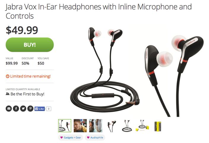 Jabra Vox In-Ear Headphones-sale-02