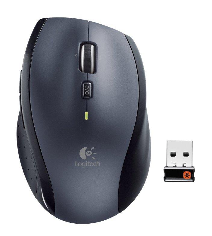 Logitech Marathon M705 Wireless Laser Mouse (black)-sale-01