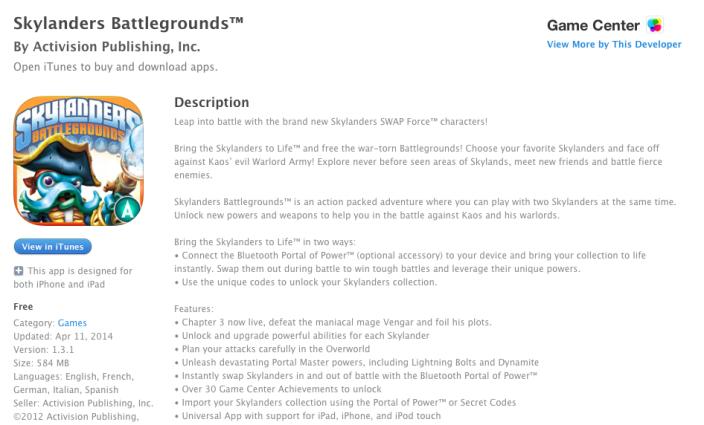 Skylanders Battlegrounds- Mobile Starter Pack-sale-06