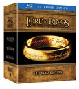 The Lord of the Rings The Motion Picture Trilogy on Bluray