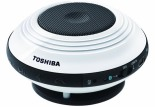 Toshiba TY-SP1 Portable Bluetooth Speaker & Speakerphone