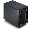 ZyXEL 2-Bay Network Storage and Media Server with 3 USB and Gigabit Ethernet Ports