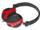 AKG K518LE DJ Headphones (Red)