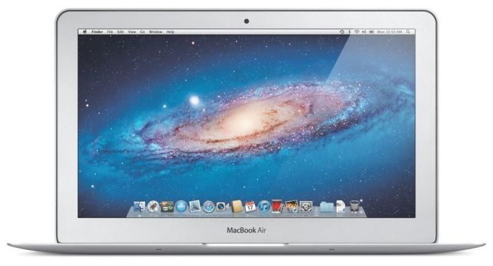 Apple MacBook Air Core i5 1.6GHz 2GB RAM 64GB Flash HD 11.6%22 MC968LL:A