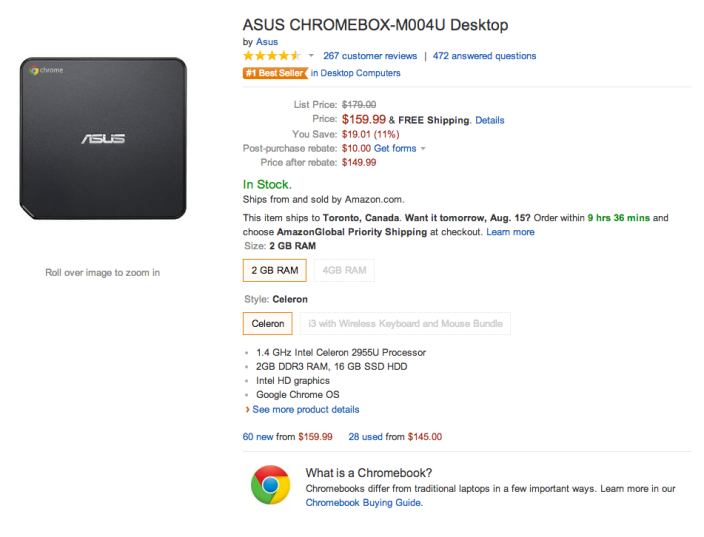 ASUS Chromebox (M004U) Desktop PC-sale-04