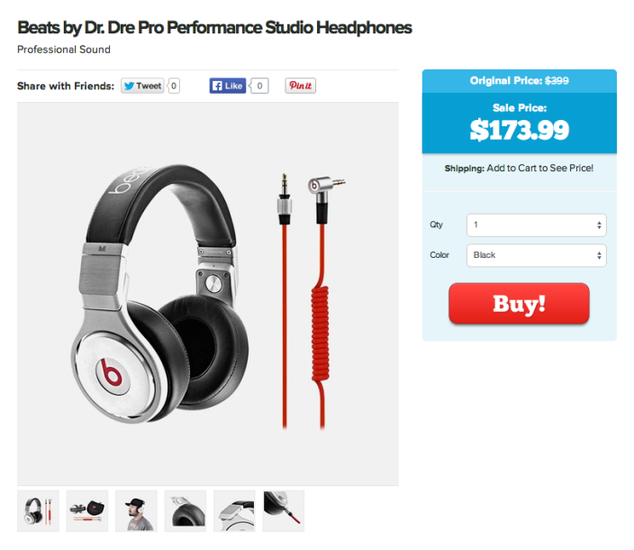 Beats Pro Over-Ear Headphones (black:silver)-sale-02