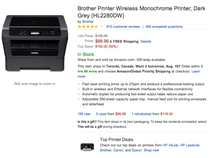 Brother Laser Multi-Function Printer (HL-2280DW)-sale-Amazon-02