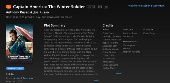 Captain America-Winter Soldier-iTunes