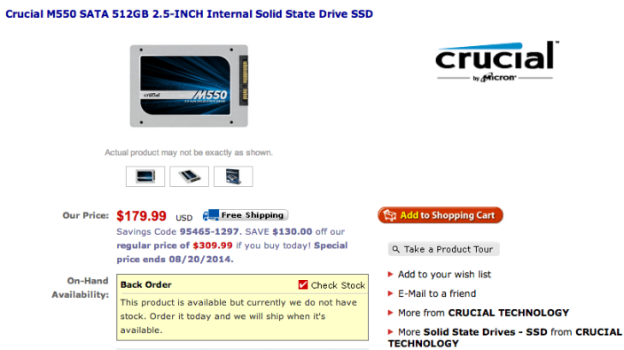 Crucial M550 512GB SATA 2.5%22 Internal Solid State Drive-sale-03
