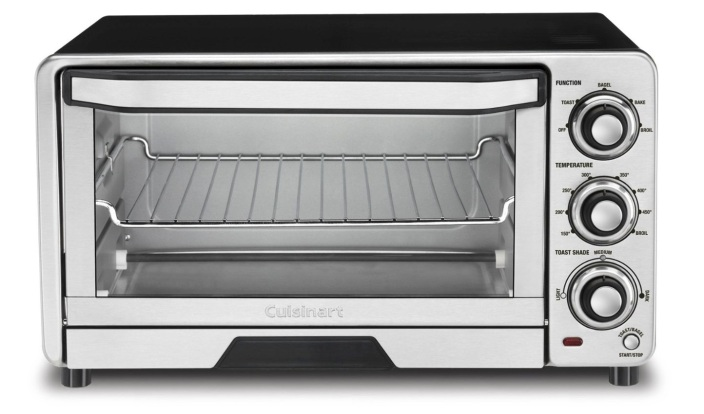 Cuisinart TOB-40 Custom Classic Toaster Oven Broiler-sale-01