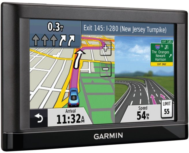 Garmin nuvi 52LM 5.0%22 GPS Navigation System with Lifetime Map Updates