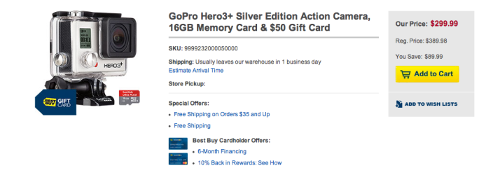 GoPro Silver-Edition-sale-02-Best Buy