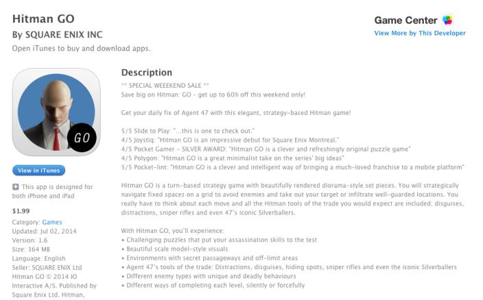 Hitman Go-iOS-sale-05