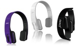 HMDX Jam Fusion Bluetooth Rechargeable Headphones with Mic