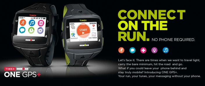 Ironman GPS One+-Timex-smartwatch-New Toy of The Day-01
