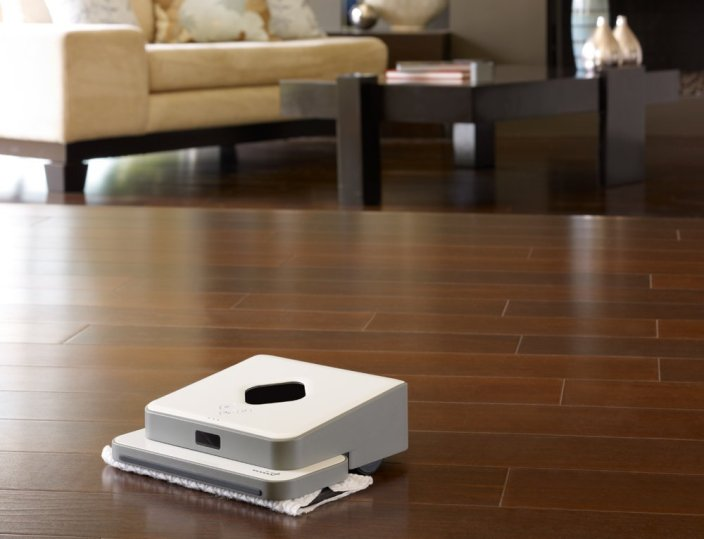 Mint Automatic robotic Hard Floor Cleaner-4200-sale-01