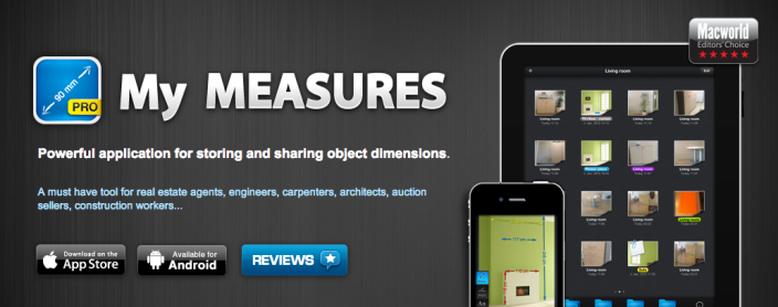 My Measures & Dimensions - Best app for DIY & Home improvement-iOS-sale-01