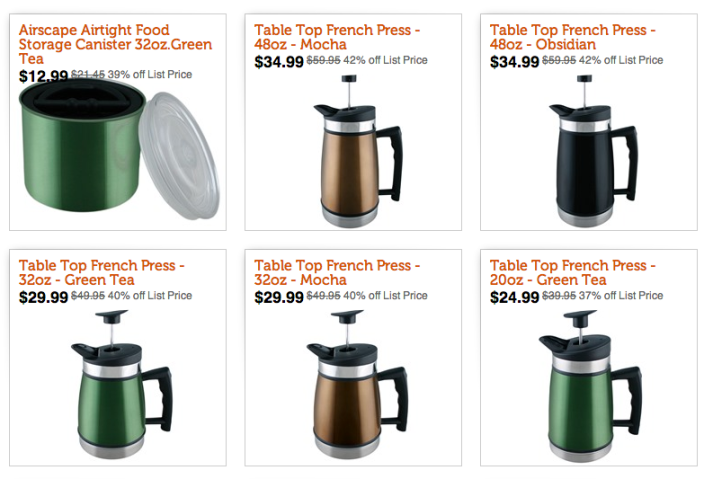 Planetary Design 48oz Table Top French Press (black or mocha)-sale-01