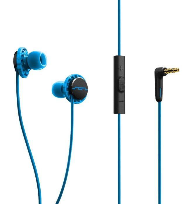 SOL REPUBLIC 1131-36 Relays 3-Button In-Ear Headphones